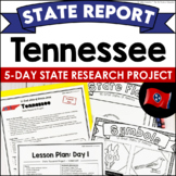 State Research Project: Tennessee