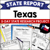 State Research Project: TEXAS (Print-and-Go Paper State Report)