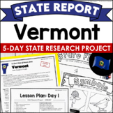 State Research Project: Vermont