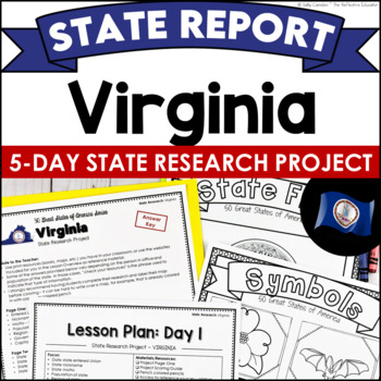 State Research Project: Virginia