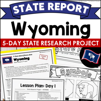 State Research Project: Wyoming
