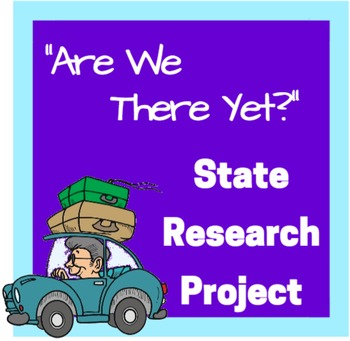 U.S. State Research and Presentation Project