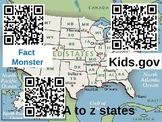 State Research QR Codes