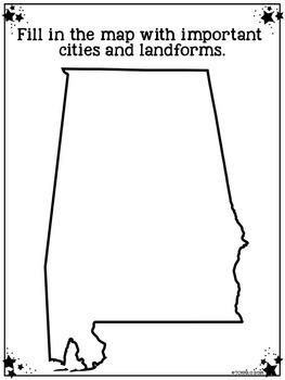 Alabama State Research Report