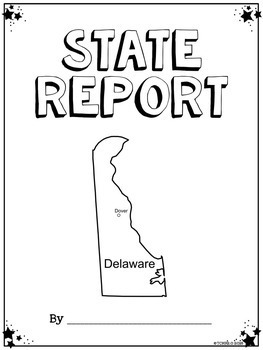 Delaware State Research Report