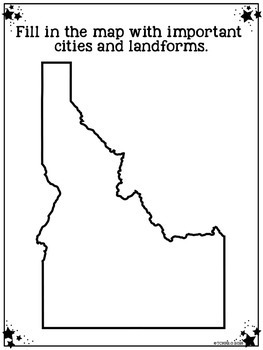 Idaho State Research Report