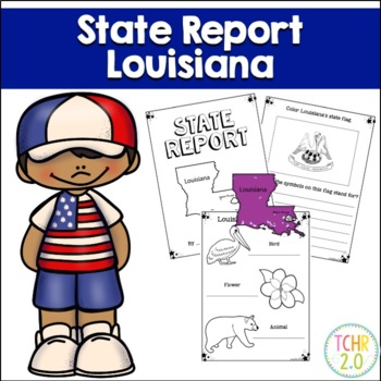 Louisiana State Research Report