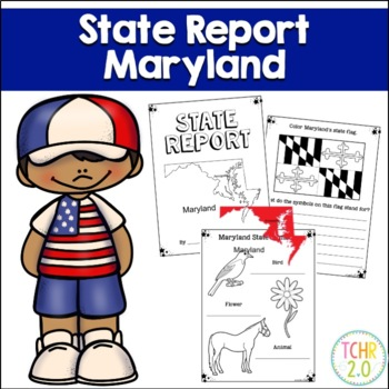 Maryland State Research Report