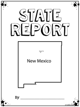 New Mexico State Research Report