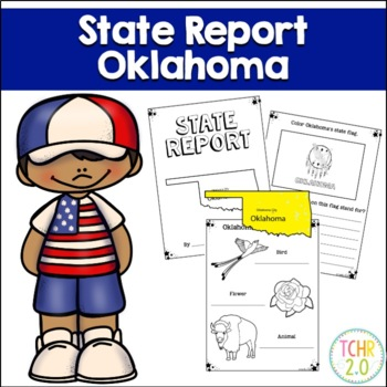 Oklahoma State Symbols Teaching Resources Teachers Pay Teachers
