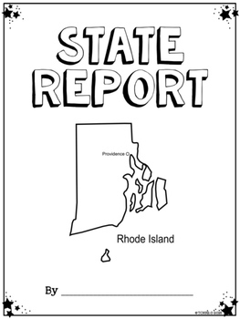 Rhode Island State Research Report