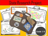 State Research Report Suitcase