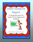 State Research Report for ELA CCSS and Social Studies