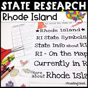 State Research - Rhode Island