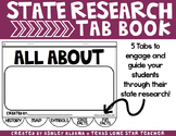 State Research Tab Book