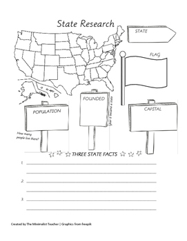 State Research Template
