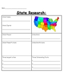 State Research Templates