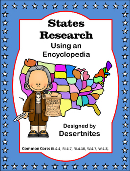 State Research Using Encyclopedias