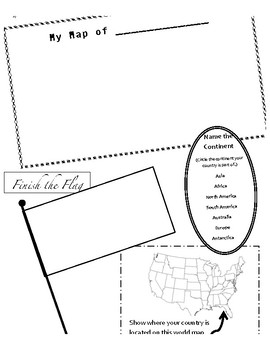 State Research Worksheet