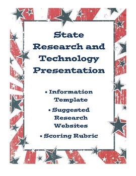State Research and Technology Presentation