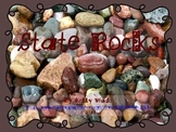 State Rocks ~ Foldable Book