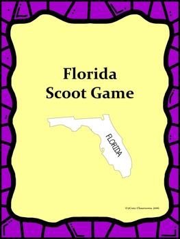 State Scoot Games Set 1