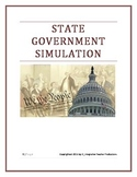 State Simulation: An Integrated Unit for Upper Elementary