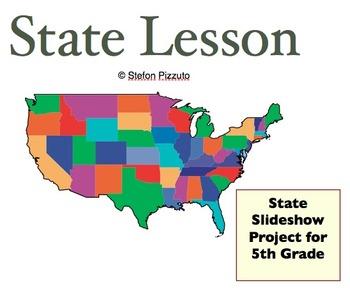 State Slideshow Lesson