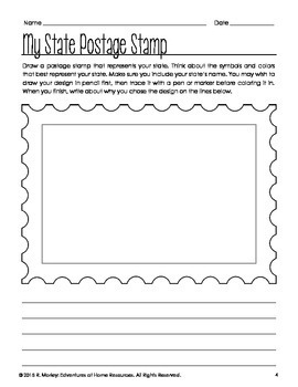 State Stamp Project