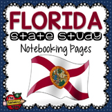 Florida State Study Notebooking Pages