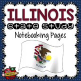 Illinois State Study Notebooking Pages