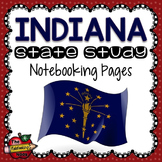 Indiana State Study Notebooking Pages