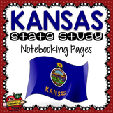 Kansas State Study Notebooking Pages