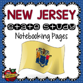 New Jersey State Study Notebooking Pages