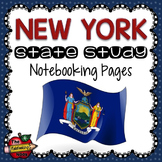 New York State Study Notebooking Pages
