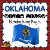 Oklahoma State Study Notebooking Pages
