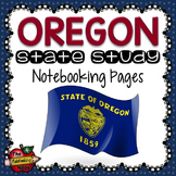 Oregon State Study Notebooking Pages