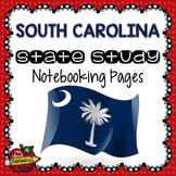 South Carolina State Study Notebooking Pages
