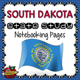 South Dakota State Study Notebooking Pages