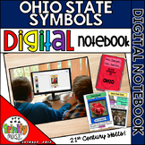 Ohio State Symbols Interactive Notebook (Digital)
