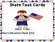 State Task Cards -for any state