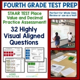 State Test Aligned 32 Question Place Value Number line and
