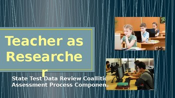 State Test Data Review PD for Teachers