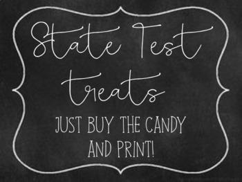 State Test Motivation