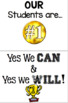 NYS Test Motivation Posters