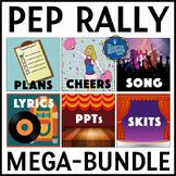 State Test Pep Rally Mega Bundle