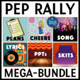 Testing Pep Rally Mega Bundle