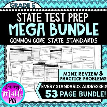 State Test Prep: Mega Bundle!
