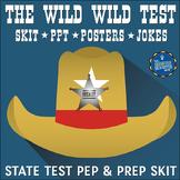 State Test Prep Cowboys Skit
