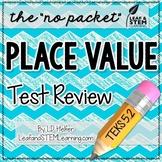 5th Grade Math Test Review {Place Value TEKS 5.2}